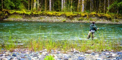 Spey Casting the Cowichan