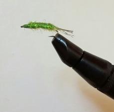 Green Shrimp Fly