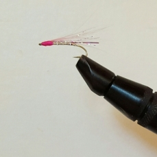 Mini Bucktail Fly
