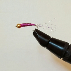 Pink Salmon Flies